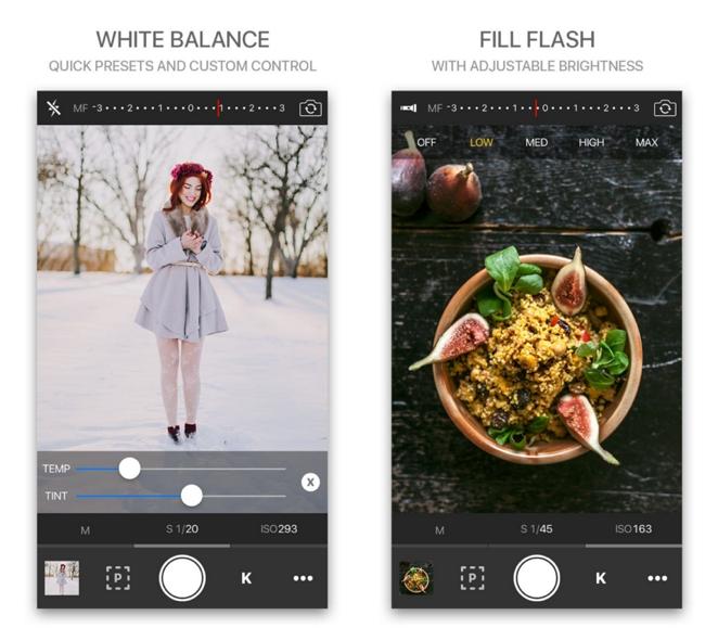 Focus Camera App