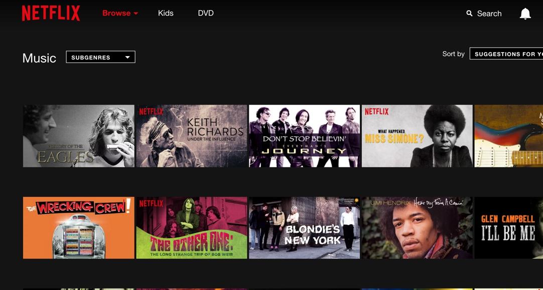 Netflix Secret Code