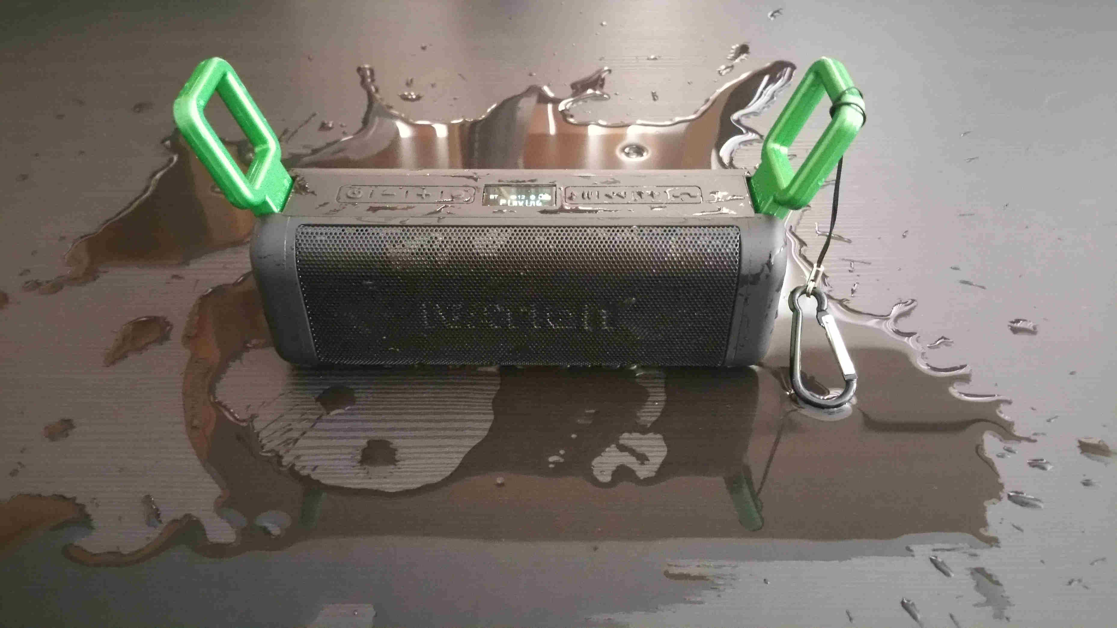 Ivation Bluetooth Speaker