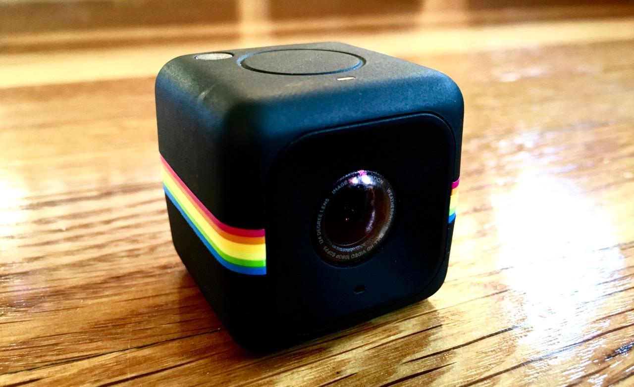 Polaroid Cube Design