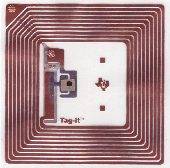 RFID Chip Large