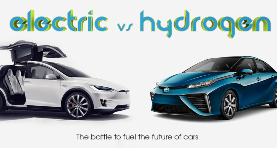 Electric vs Hydrogen