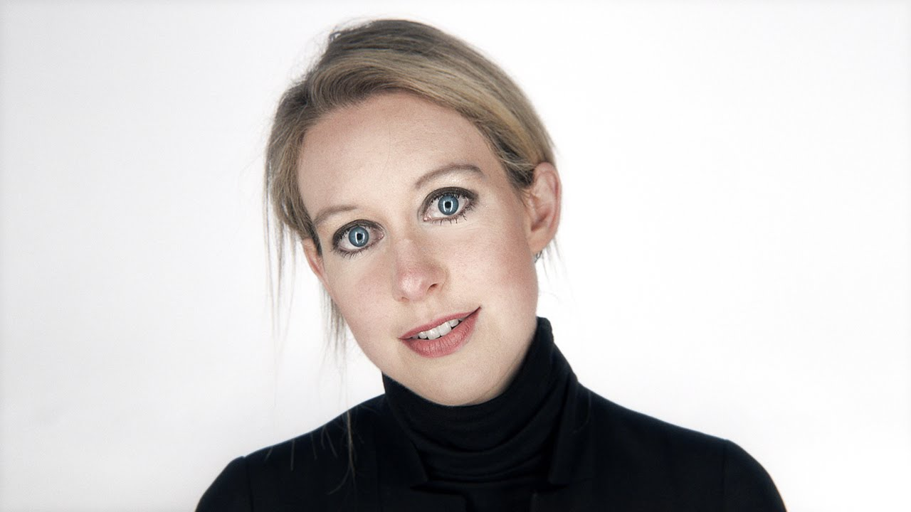Elizabeth Homes Theranos