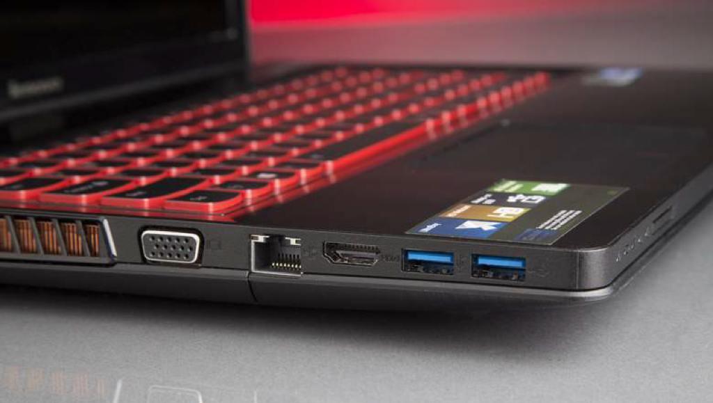 Heavy Gaming Laptop
