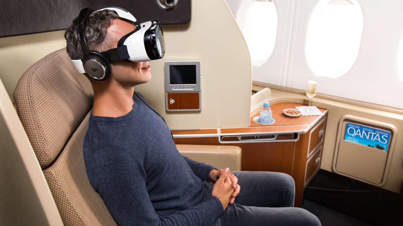 VR Traveling