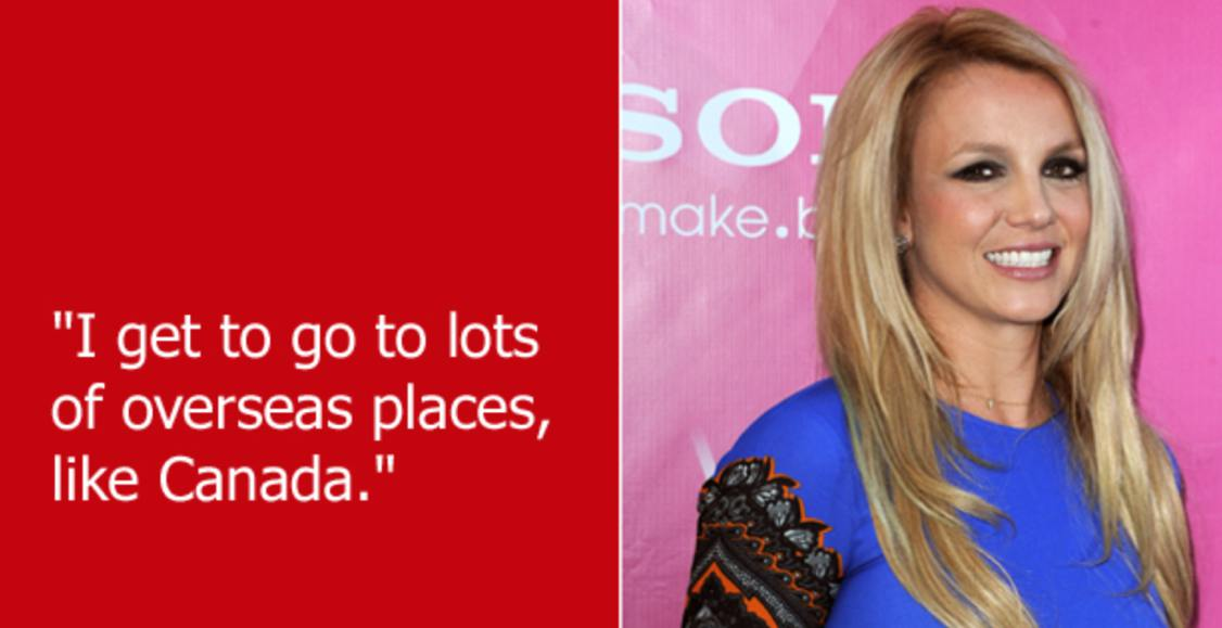 Britney Viral Spots