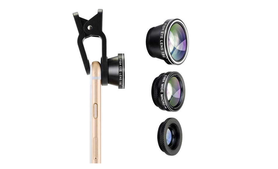 Harbor 3-in-1 Lens Kit