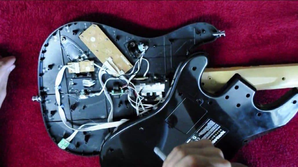 Broken Guitar YouTube