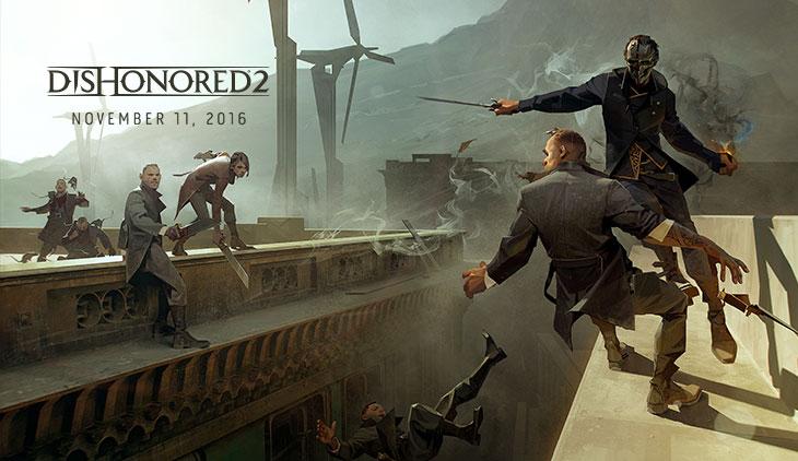 dishonored 2 Bethesda