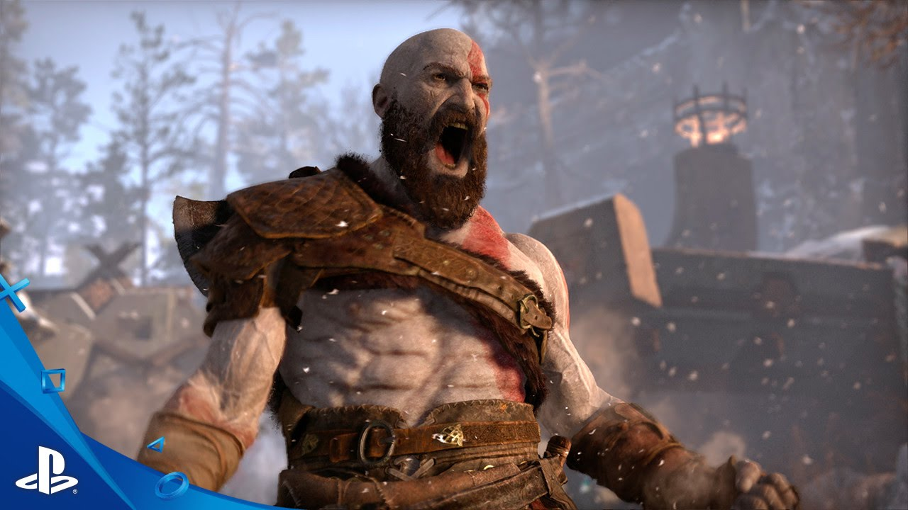 god of war father's day