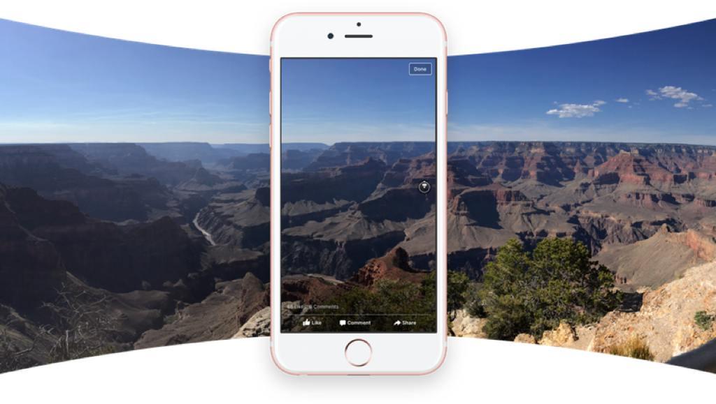 360-degree photos