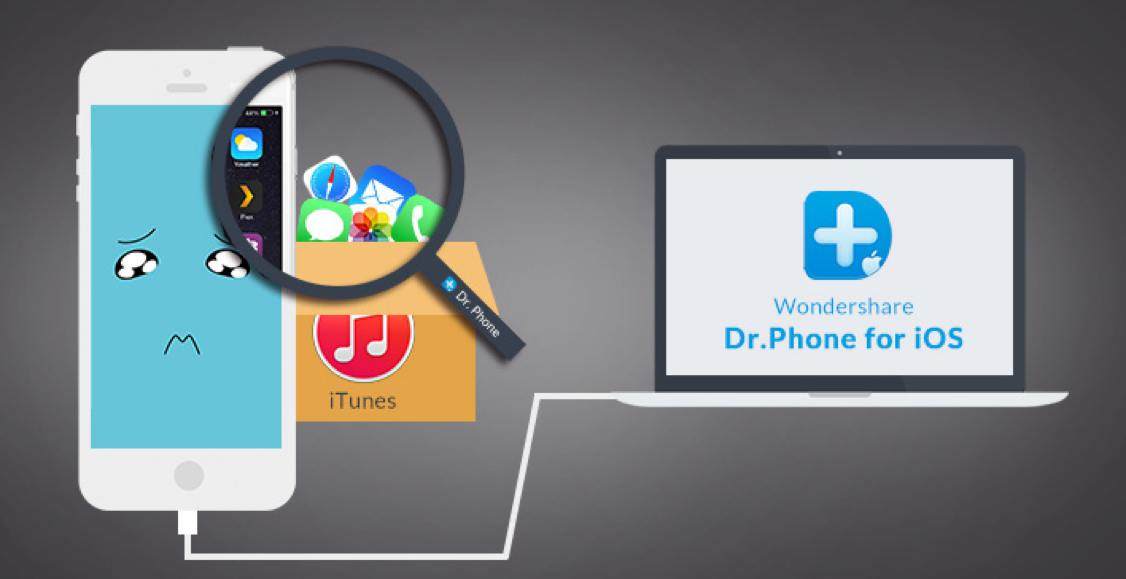 Dr. Fone Wondershare