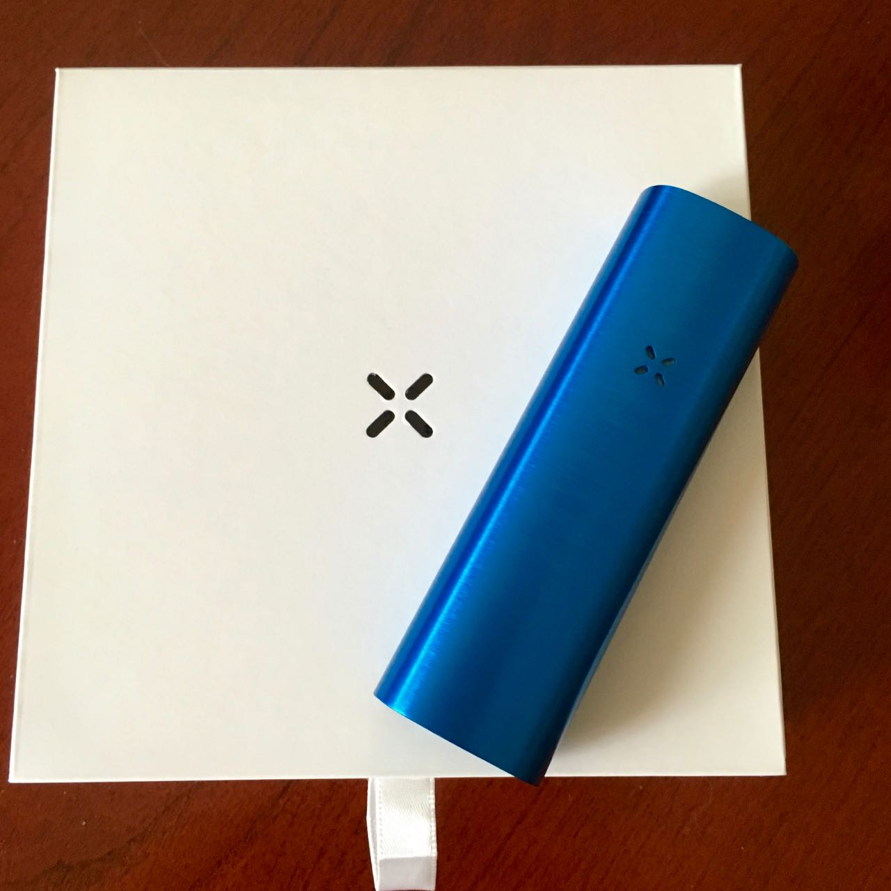 Pax 2 Electric Blue Limited Edition