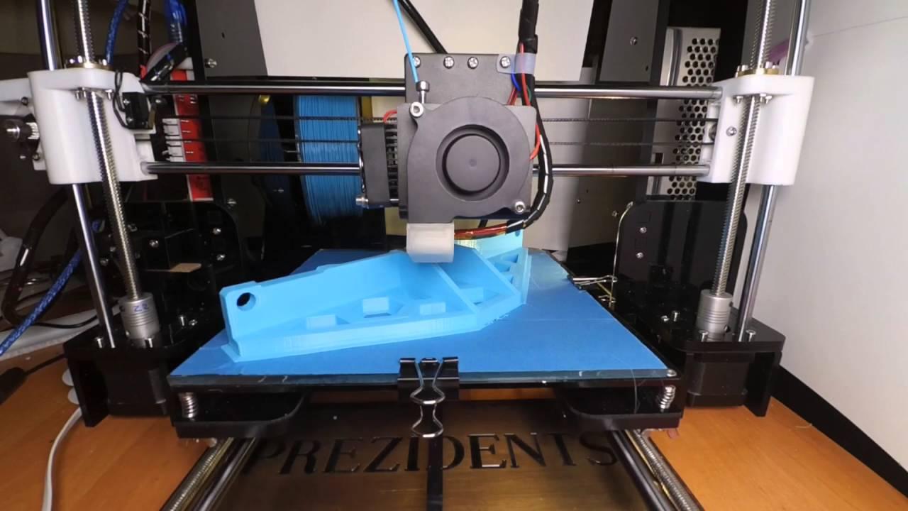 A8 Desktop 3D Printer - Image: YouTube
