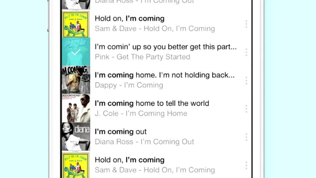 bars lyrics app