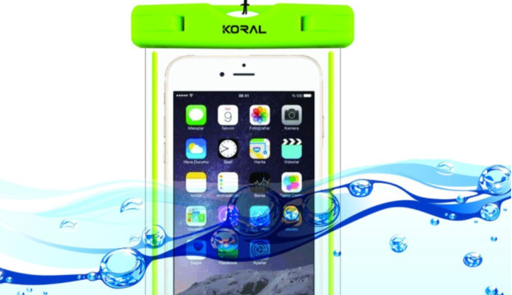 android iPhone waterproof case