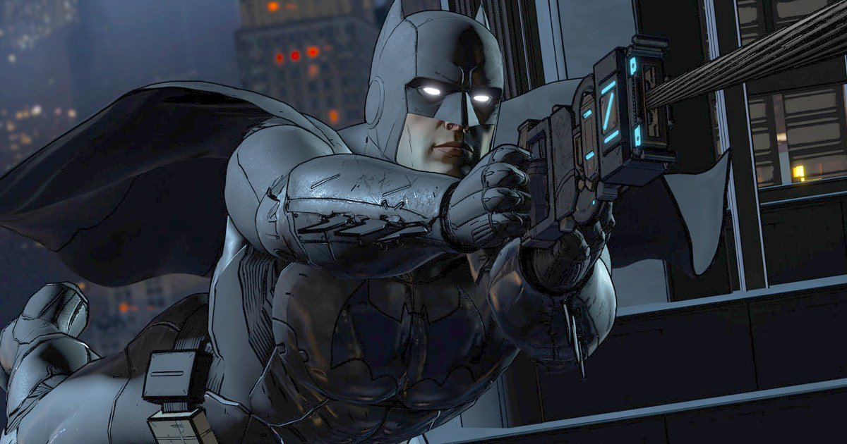 Batman: The Telltale Series Game