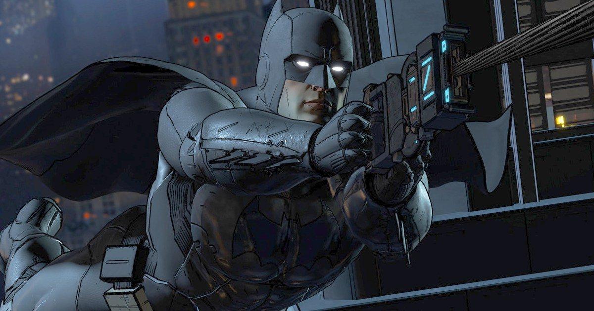 Batman: The Telltale Series Game