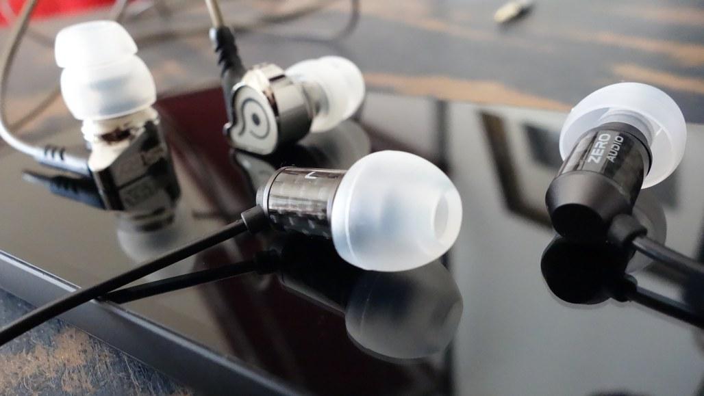 Zero Audio Carbo Tenore