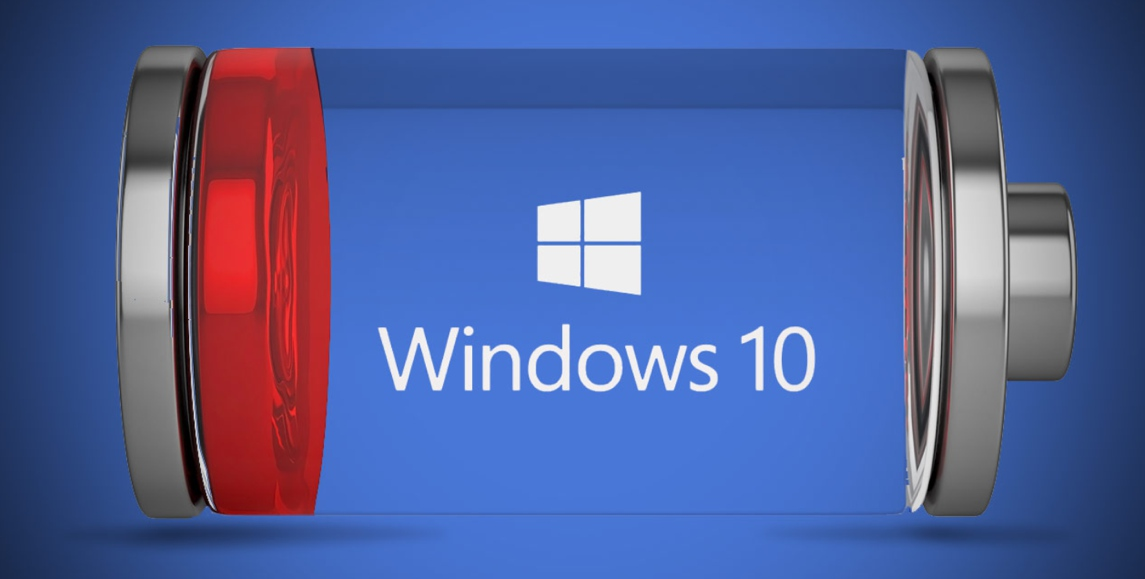 windows 10 battery