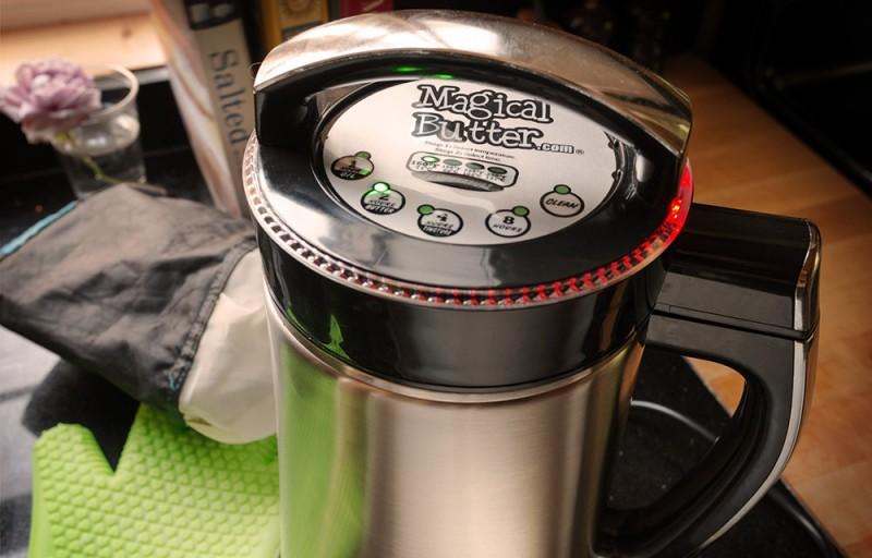 MagicalButter Machine 2.0