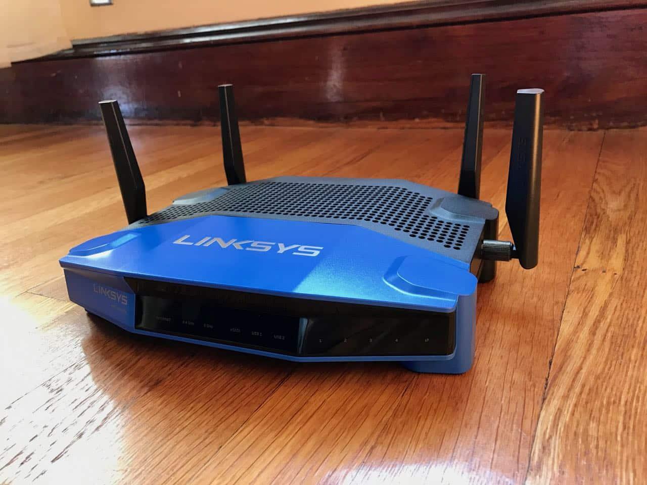 Linksys WRT3200ACM / KnowTechie