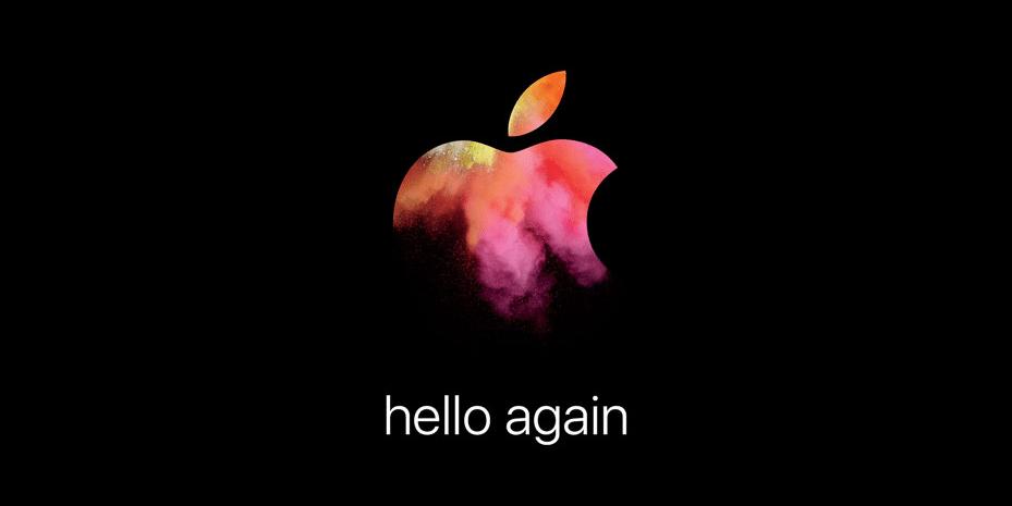 Apple Event 10/27
