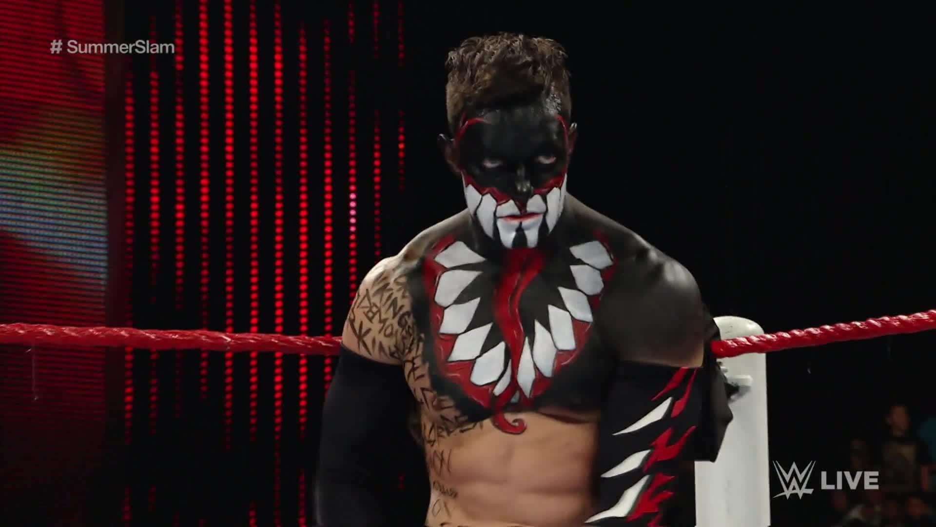 Finn Baylor Demon Costume