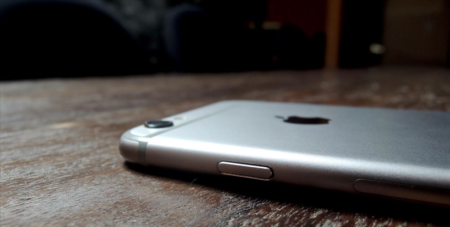 iPhone Face Down