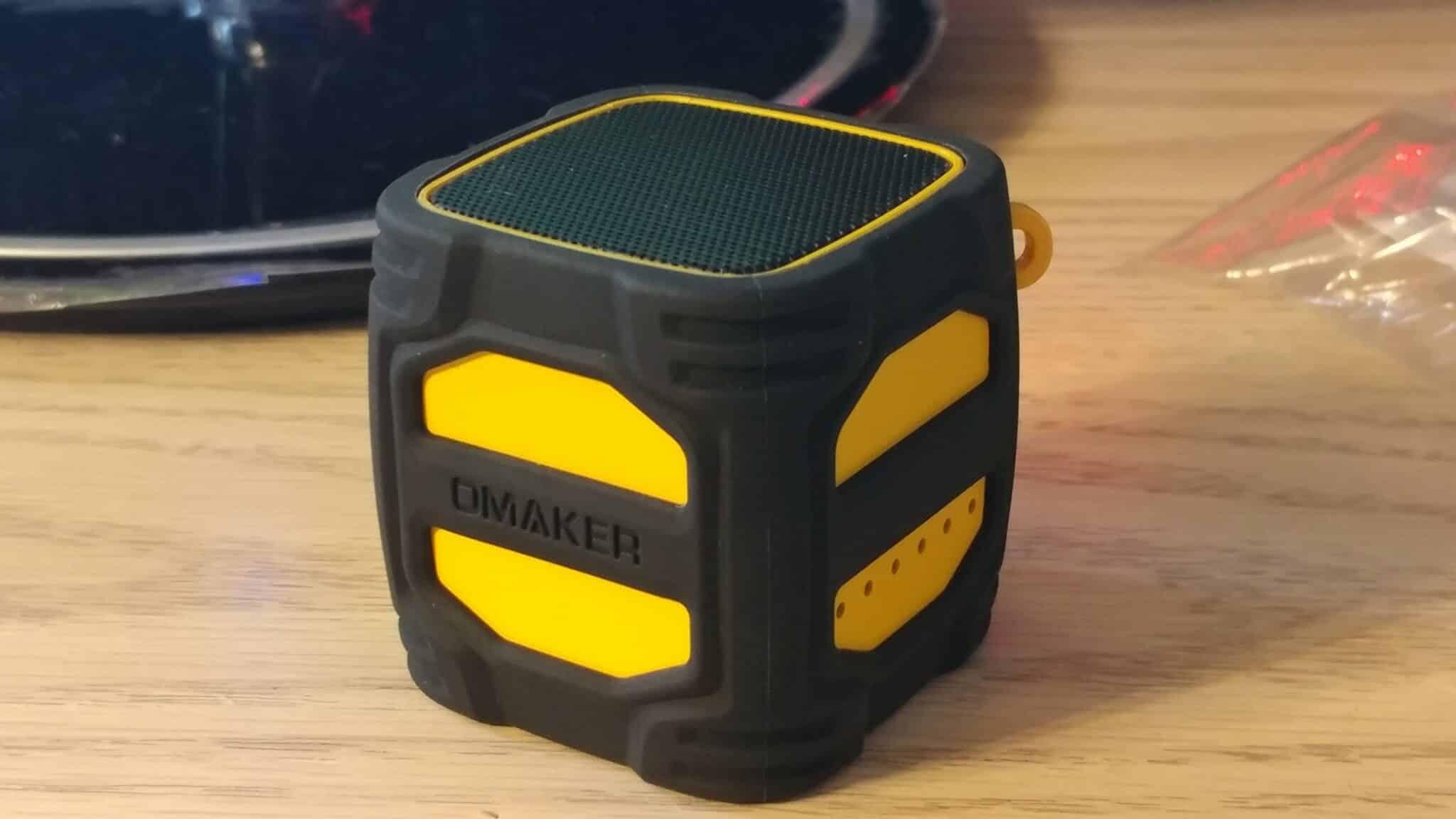 Omaker Bluetooth Speaker