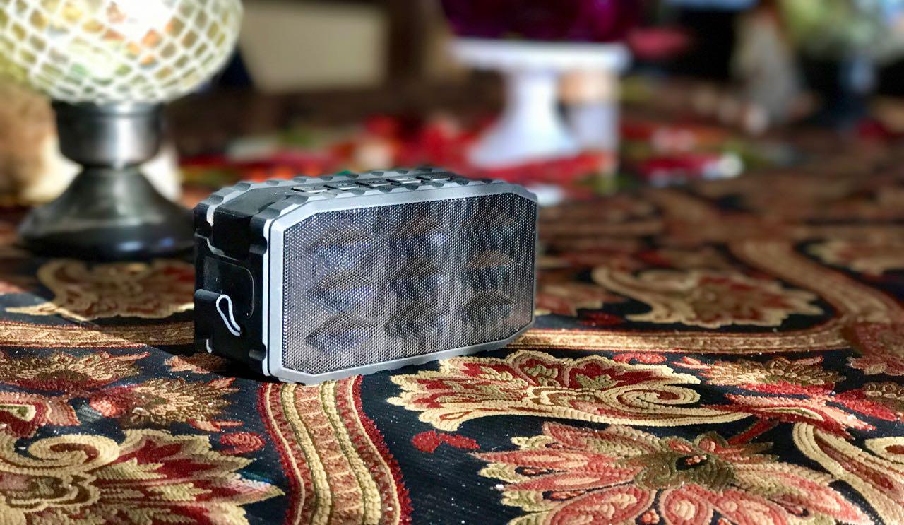 Marsee ZeroX Bluetooth speaker