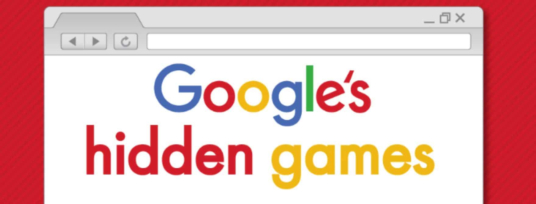 Google Hidden Games
