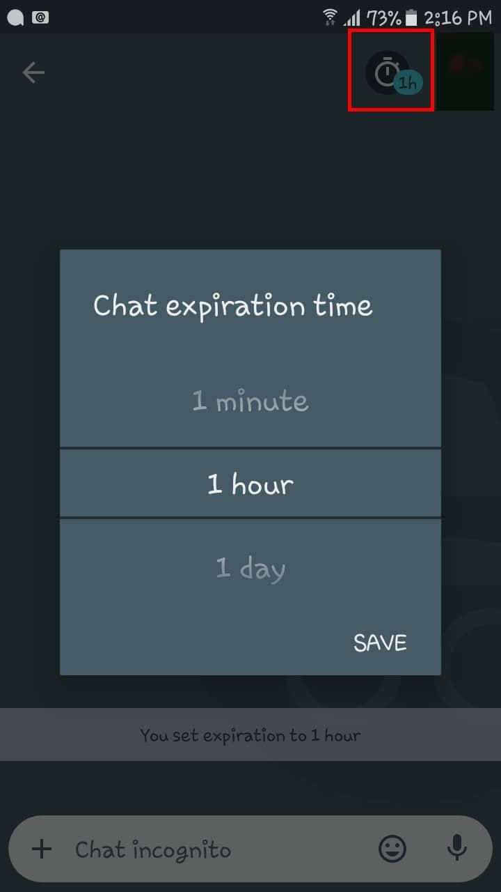 Self Destructing Conversations Google Assistant