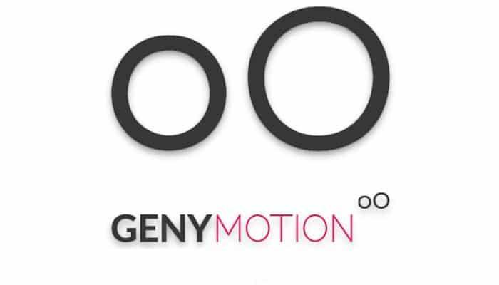 genymotion
