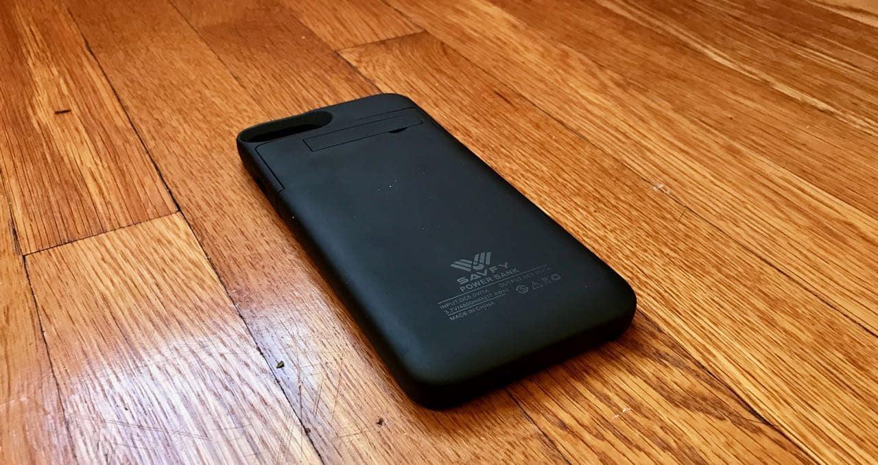 Savfy iPhone 7 Plus Battery Case