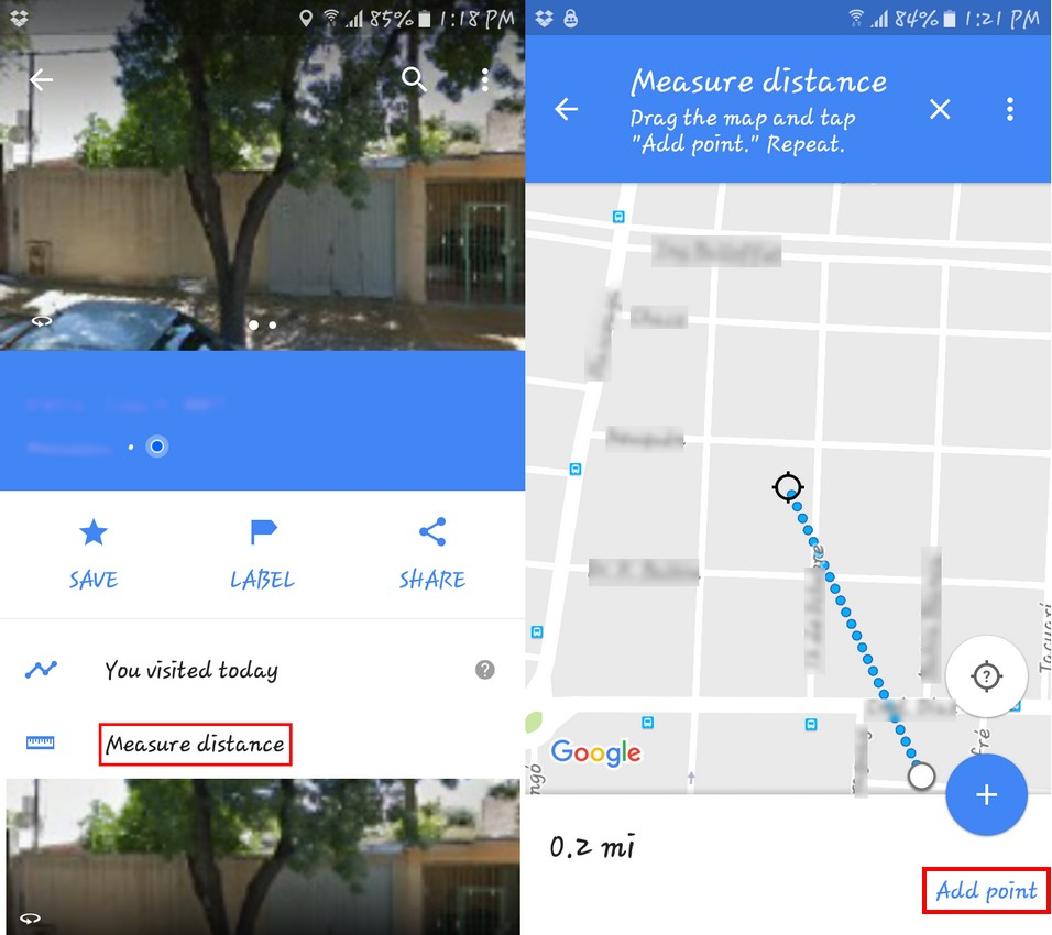 How to Measure Distance Between Locations Google Maps