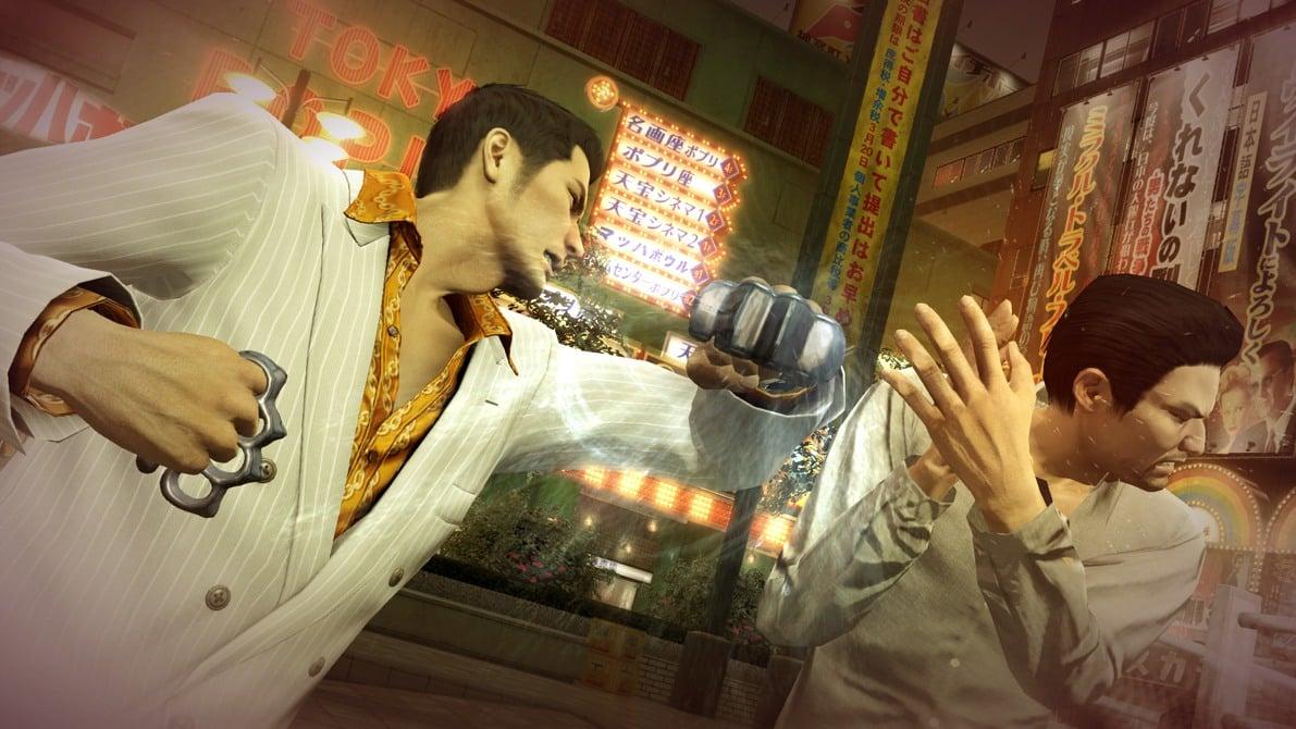 yakuza 0 battle