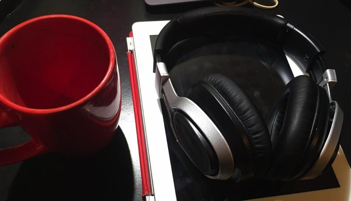 AudioMX Headphones