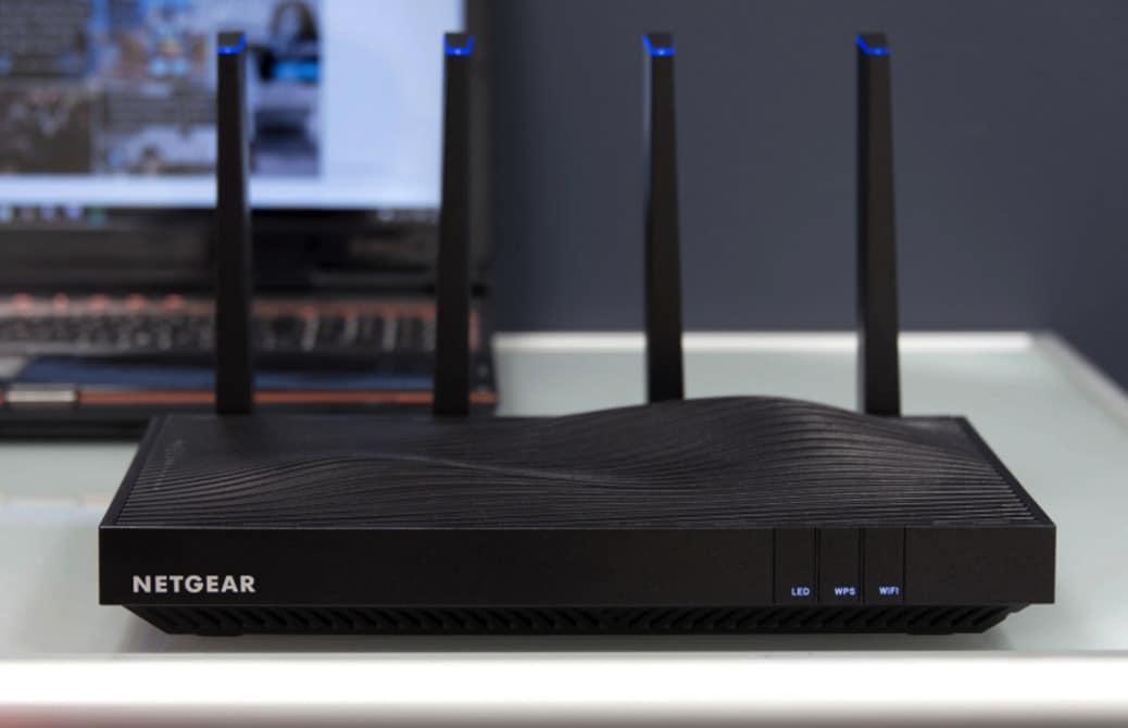 Netgear router