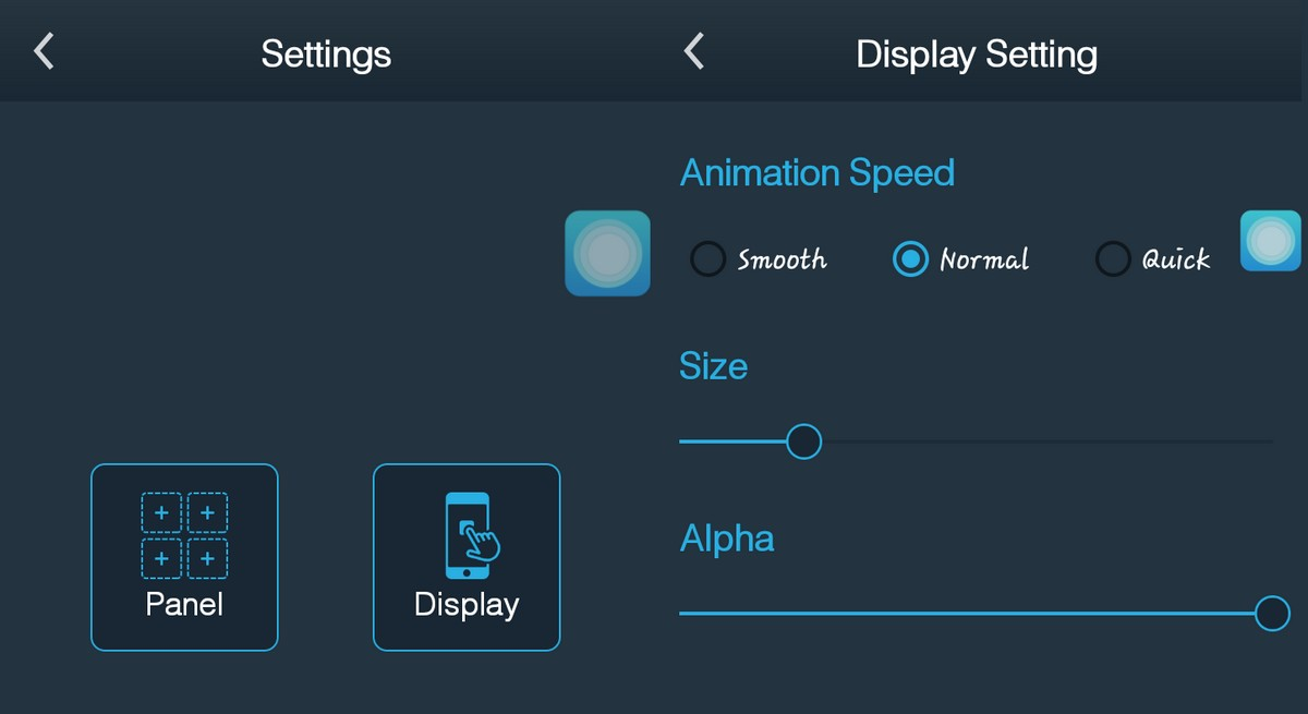 How to Modify Assistive Touch Floating Button
