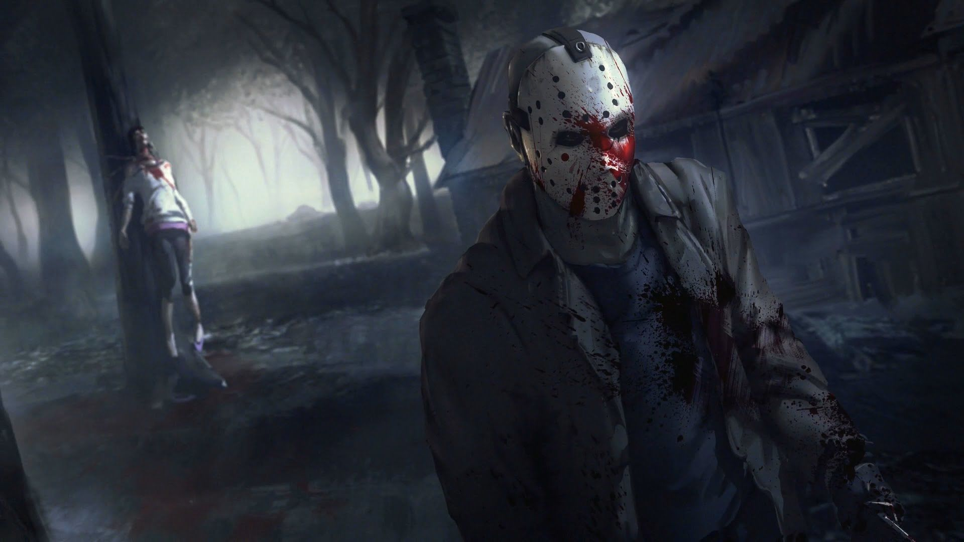 friday the 13th game scary games