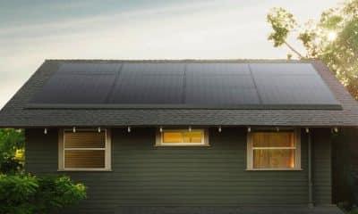 tesla solar panel