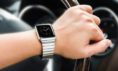 Eoso Stainless Steel Apple Watch Link Bracelet