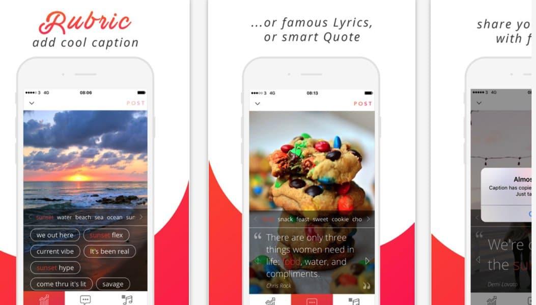 rubric app