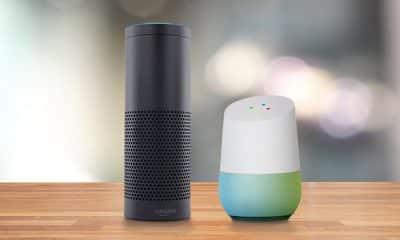 Amazon echo google home