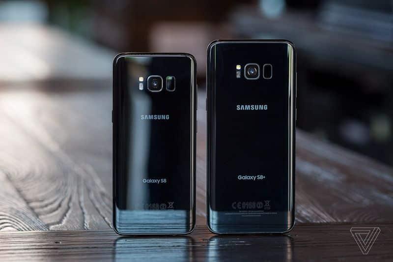 Samsung Galaxy S8 Verge