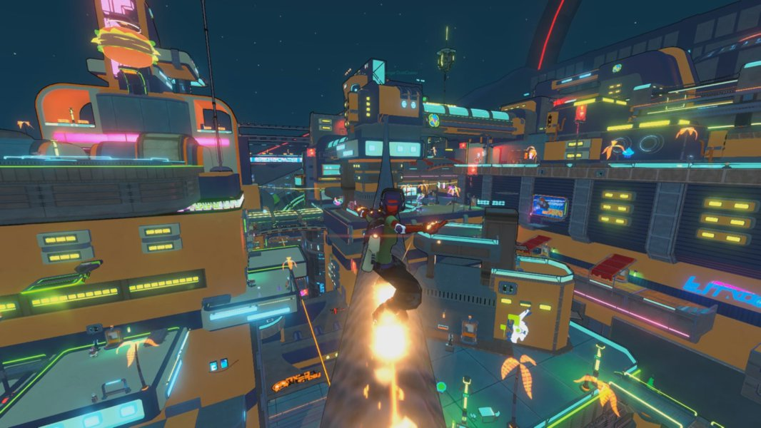 Hover- Revolt of Gamers