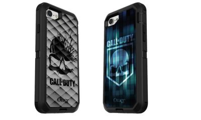 OtteBox iPhone Call of duty case