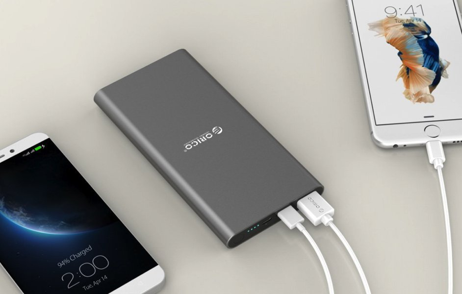 Orico Portable battery charger