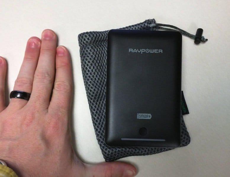 ravpower external battery